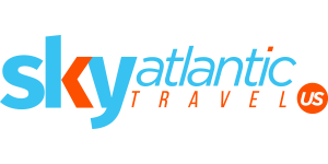 Sky Atlantic Travel Logo